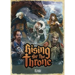 Rising for the throne - juego de cartas