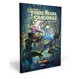 El resurgir del Dragon: El Misterio de la Torre Negra de Sragonaz - suplemento de rol