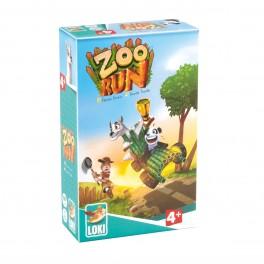 Zoo Run - juego de mesa para niños
