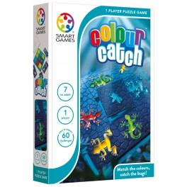 Atrapa el color - juego de mesa para niños