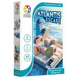 Escapa de Atlantis - juego de mesa para niños