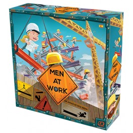 Men at Work - juego de mesa
