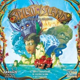Spirit Island (castellano) - juego de mesa