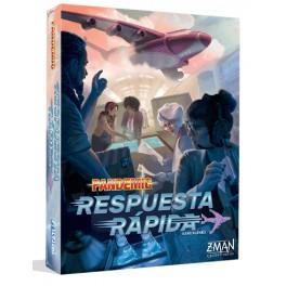 Pandemic: Respuesta rapida - juego de mesa