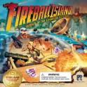 Fireball island: the curse of vul-kar - wreck of the crisom cutlass - expansión juego de mesa