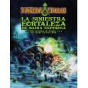 Dungeons and Cthulhu: La Siniestra Fortaleza de Bahía Espinosa - suplemento juego de rol