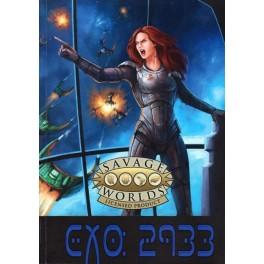 Savage Worlds: Exo 2933 - suplemento de rol