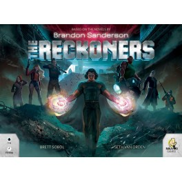 The Reckoners - juego de mesa