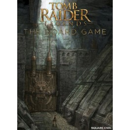 Tomb Raider Legends the board game - juego de mesa