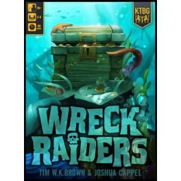 Wreck Raiders - juego de mesa