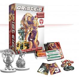 Aristeia Masters of Puppets - expansión juego de mesa