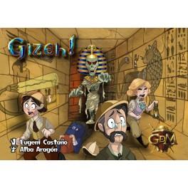 Gizeh - juego de cartas