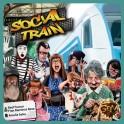 Social Train - juego de mesa