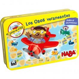Los osos veraneantes - juego de mesa para niños