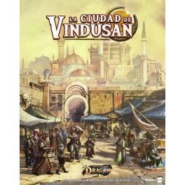 El resurgir del Dragon: La Ciudad de Vindusan + Pioneros de Voldor 3 de regalo - suplemento de rol
