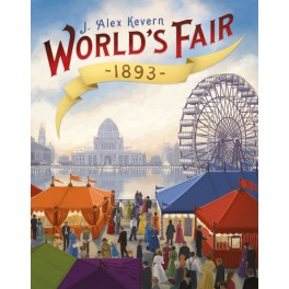 Worlds Fair 1893 - Segunda mano