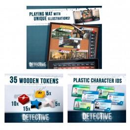 Detective: Pack Promo - expansión juego de mesa