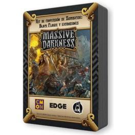Massive Darkness: Crossover Set - expansión juego de mesa