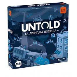 Untold - juego de mesa