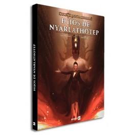Cultos Innombrables: Hijos de Nyarlathotep - suplemento de rol