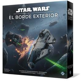 Star Wars: El Borde Exterior - juego de mesa