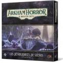 Arkham Horror: Los devoradores de sueños - expansión juego de cartas