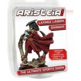 Aristeia Laxmee Laibon Shaman - expansión juego de mesa