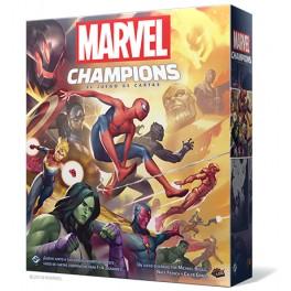Marvel Champions: El juego de cartas - juego de cartas