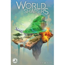 World Shapers - juego de cartas