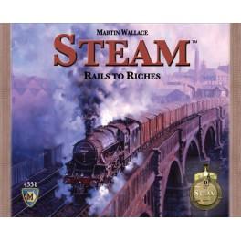 Steam juego de mesa