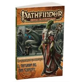 Pathfinder La Calavera de la Serpiente 6: El santuario del Dios Serpiente - Suplemento de rol