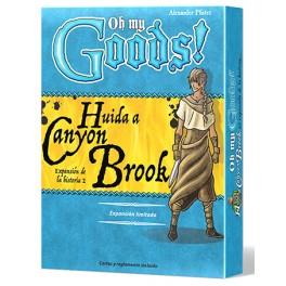 Oh my Goods! Huida a Canyon Brook - expansión juego de cartas