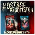 Hostage el negociador - expansiones 5 y 6 - expansión juego de cartas