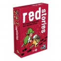 Black Stories: Red Stories - juego de cartas