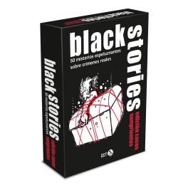 Black Stories: Casos Sangrientos - juego de cartas