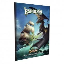 El resurgir del Dragon: El Espolon - suplemento de rol