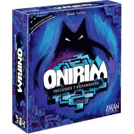 Onirim: collection oniverse - juego de cartas