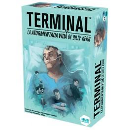 Terminal: La Atormentada Vida de Billy Kerr - juego de mesa