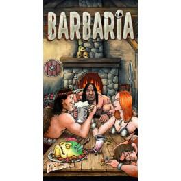 Barbaria - juego de cartas