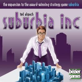 Suburbia Inc Expansion juego de mesa