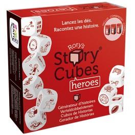 Story Cubes Heroes - juego de dados