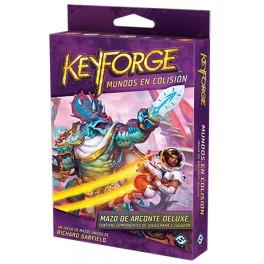KeyForge: Mundos en Colision Mazo de Arconte Deluxe - expansión juego de mesa