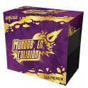 KeyForge: Mundos en Colision Caja Premium - juego de cartas