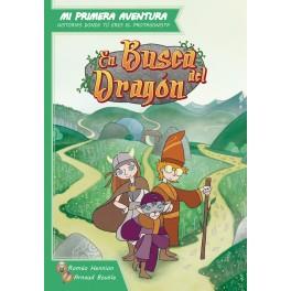 Mi primera aventura: en busca del dragon - libro juego