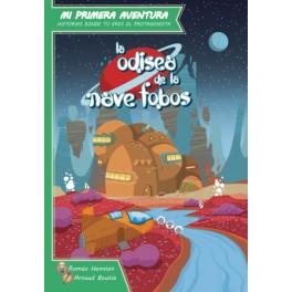 Mi primera aventura: la odisea de la nave Phobos - libro juego