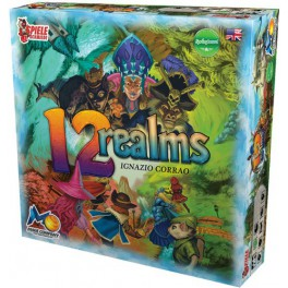 12 realms juego de mesa