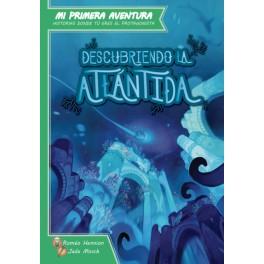 Mi primera aventura: Descubriendo la Atlantida - libro juego