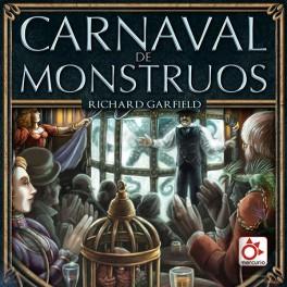 Carnaval de Monstruos (castellano) - juego de cartas