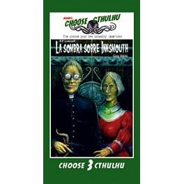 Choose Cthulhu: La sombra sobre Innsmouth  (edicion vintage) libro juego