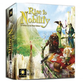 Rise to Nobility - juego de mesa